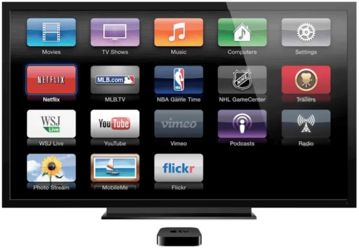 Stream from Android on Apple TV