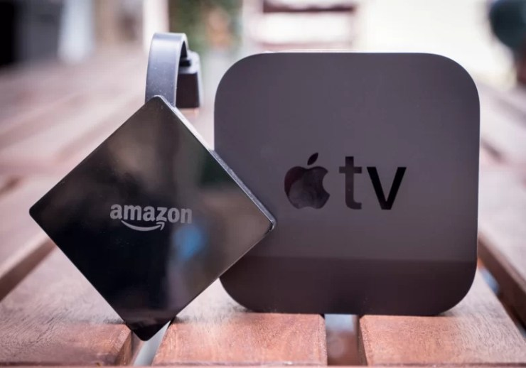 Apple TV vs Amazon Fire TV The Verdict
