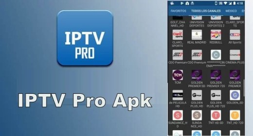 IPTV Pro v3.7.3 Patched Apk