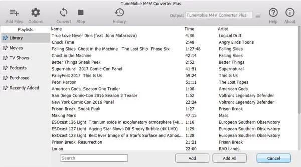 Cast iTunes Movies via Chromecast