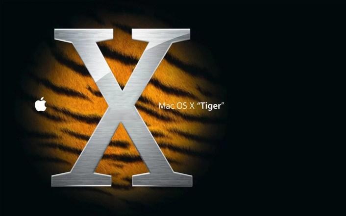 Version 10.4 Tiger