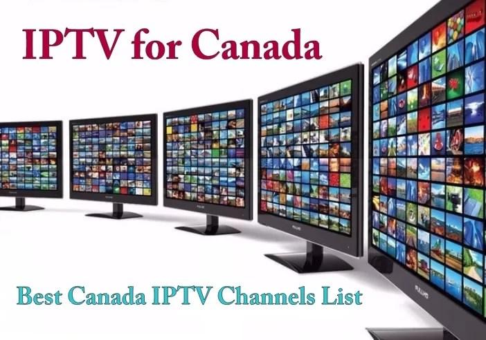 IPTV for Canada