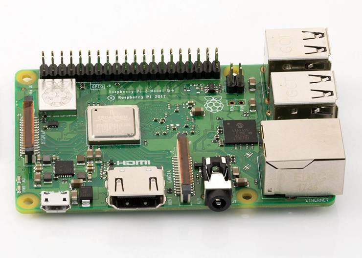 Raspberry Pi Router Performance