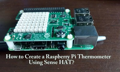 Raspberry Pi Thermometer