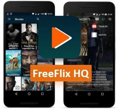 FreeFlix HQ Apk Download