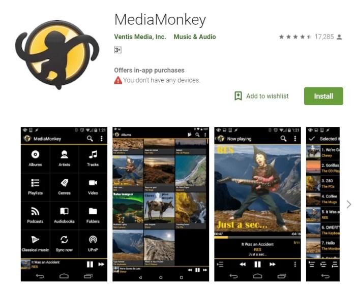 MediaMonkey for Android