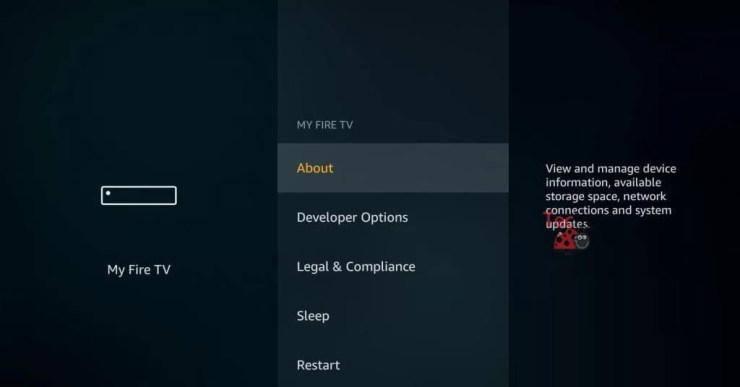 How to Restart Firestick