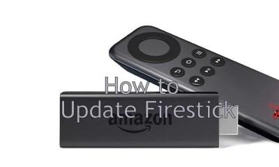 Update Firestick