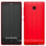 Leaked Nokia 'Normandy' : ASHA or LUMIA?