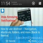 How to Stop Annoying Game Notifications and App Notifications in Android Phones