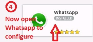 Installing Whatsapp in PC