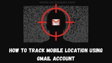 Track Mobile Location Using Gmail Account