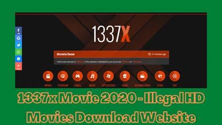 1337x Movies