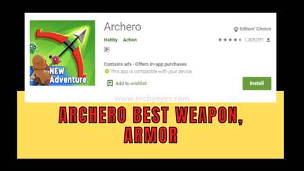 Archero Best Weapon