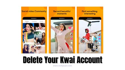 Delete Your Kwai Account