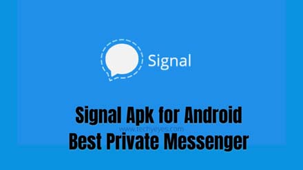 Signal Apk for Android
