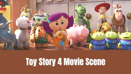 Toy Story 4 Movie in Hindi Download
