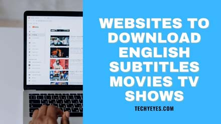 Websites To Download English Subtitles