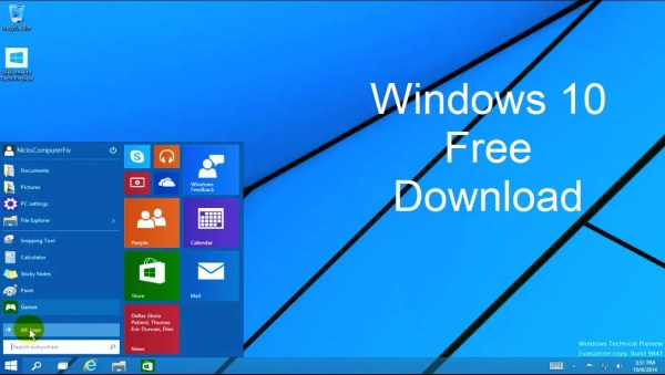 Everything About Windows 10 Free Download Full Version 32 ...