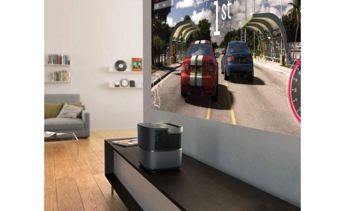 Philips screeneo 2 0 proyector de cine en casa full hd de - Proyector cine en casa ...