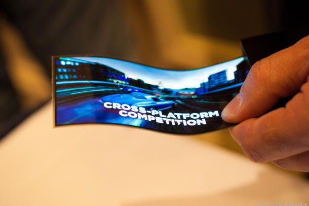 ¿Para cuándo las pantallas que se doblan tanto en smartphones como en tabletas?