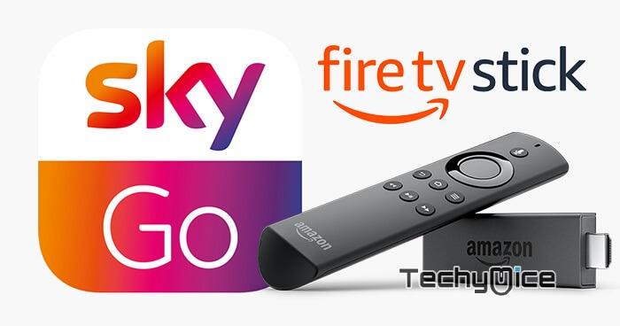 sky go fire tv