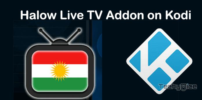 How to Install Halow Live TV Kodi Addon Using Halow Repo? [2019