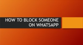 How to Block Someone On Whatsapp Without Them Knowing