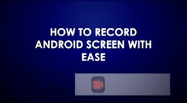 Top 7 Screen Recorder For Android APK Download