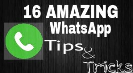 16 Simple WhatsApp Tips And Tricks 2018 That'll Make Your Life Easier