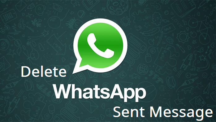 delete whatsapp messages sent