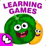 Funny Food Kindergarten app