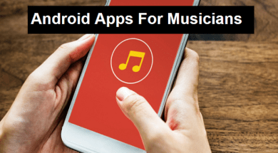 best android apps for musicians 2018