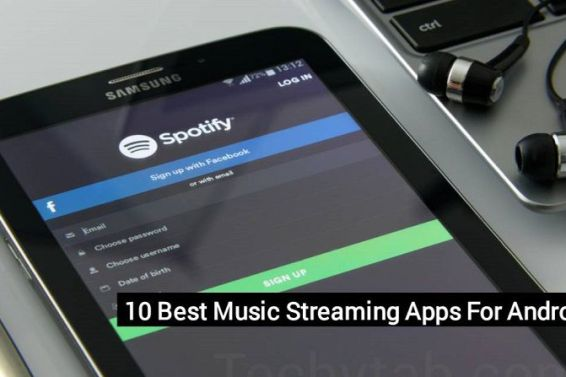 Best Music Streaming Apps For Android 2018