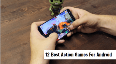 12 Best Action Games For Android
