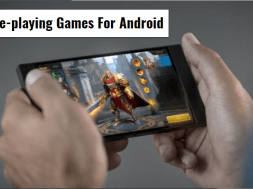 12 Role-playig Games For Android