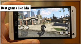 Best Games Like GTA For Android | The Best Of The Best 2018