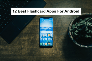 best flashcard apps for android