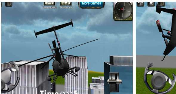 helicopter simulator 3d