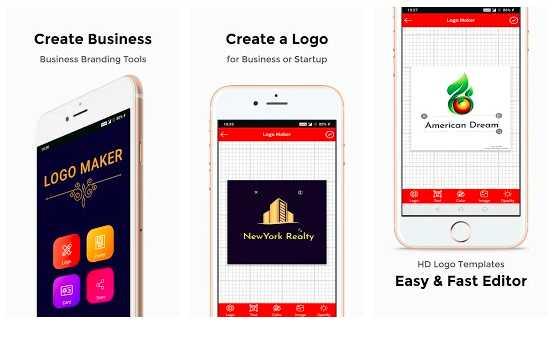Logo maker business Poster