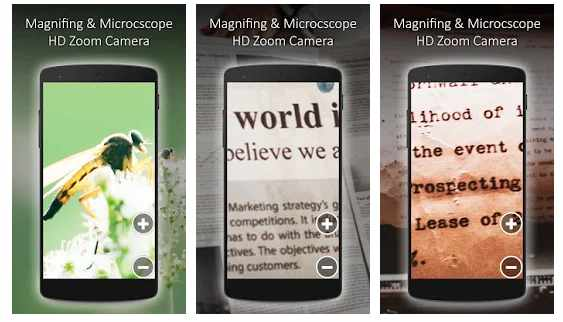 Magnifying and Microscope HD | Future Tech