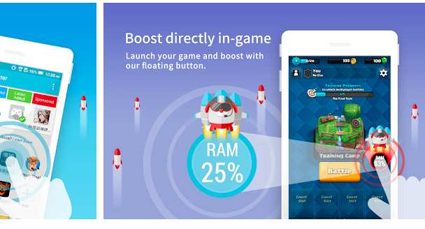 Best Game Boosters For Android
