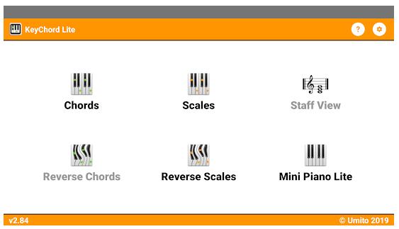 KeyChord Lite