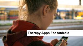 9 Best Therapy Apps For Android 2020 That Work Wonders