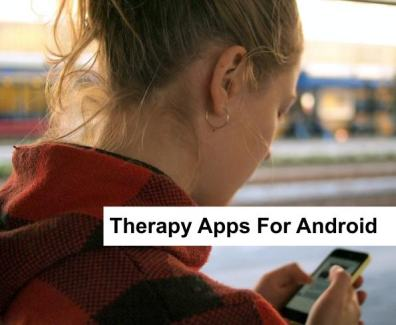 therapy apps for android
