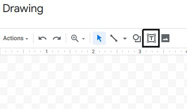 How To Insert A Text Box Into Google Docs