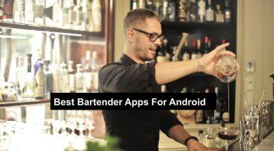 best bartender apps