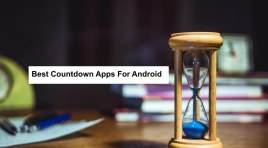 Top-Tier 11 Best Countdown Apps For Android 2020