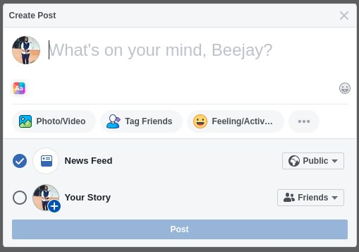 How To Bold Text In Facebook Post