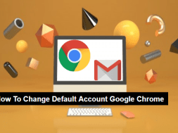 how to change account google chrome